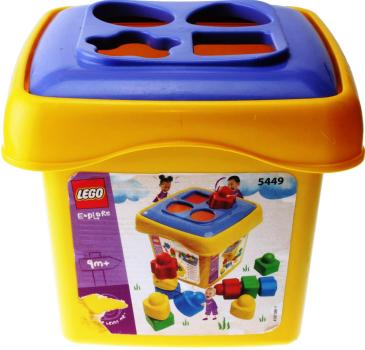 LEGO Explore 5449 - Stack-n-Learn Sorter