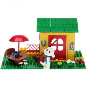 LEGO Fabuland 3654 - Country Cottage