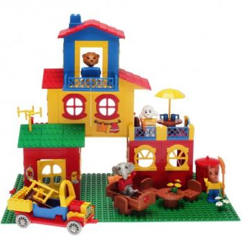 LEGO Fabuland 3678 - The Fabuland House