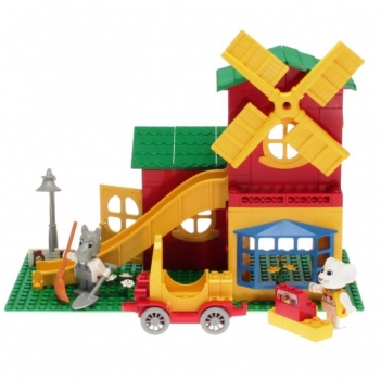 LEGO Fabuland 3679 - Mill with Shop