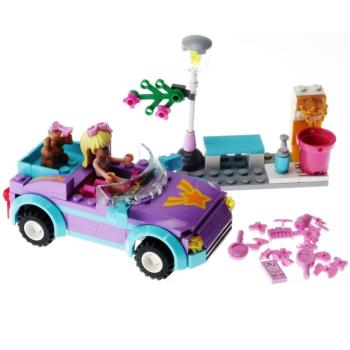 LEGO Friends  3183 - Stephanie's Cool Convertible