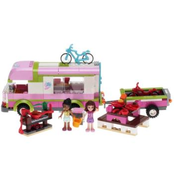LEGO Friends  3184 - Adventure Camper