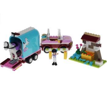Lego Friends 3186 Emmas Horse Trailer Decotoys