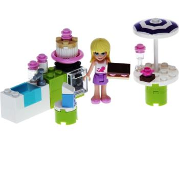 LEGO Friends  3930 - Stephanie's Outdoor Bakery