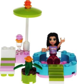 LEGO Friends  3931 - Emma's Splash Pool