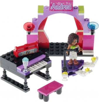 LEGO Friends  3932 - Andrea's Stage