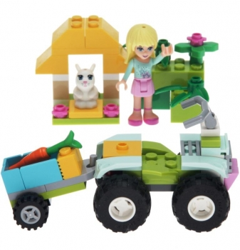 LEGO Friends  3935 - Stephanie's Pet Patrol