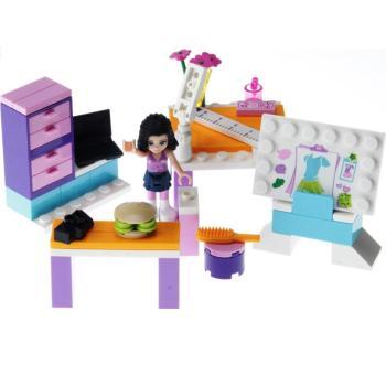 Lego Friends 3936 Emmas Fashion Design Studio Decotoys