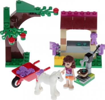 LEGO Friends 41003 - Olivia's Newborn Foal