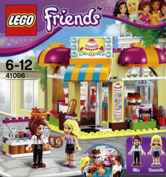 LEGO Friends 41006 - Downtown Bakery