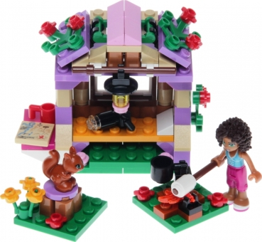 LEGO Friends 41031 - Andrea's Mountain Hut