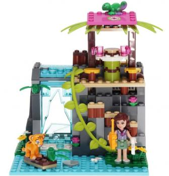 LEGO Friends 41033 - Jungle Falls Rescue