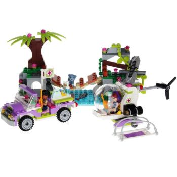 LEGO Friends 41036 - Jungle Bridge Rescue
