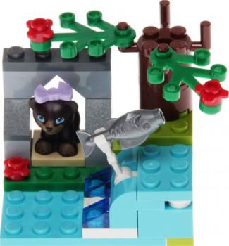 LEGO Friends 41046 - Brown Bear's River