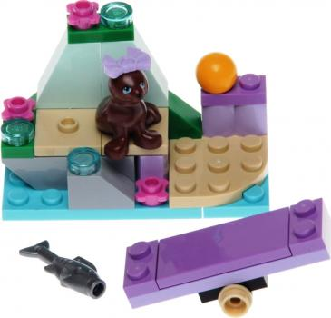 LEGO Friends 41047 - Seal's Little Rock