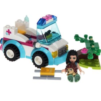 LEGO Friends 41086 - Vet Ambulance