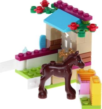 LEGO Friends 41089 - Little Foal