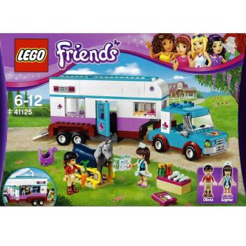 LEGO Friends 41125 - Horse Vet Trailer