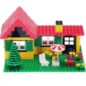 LEGO Legoland 6365 - Summer Cottage