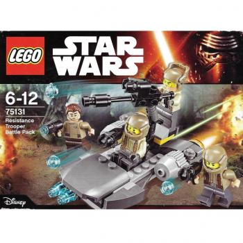 LEGO Star Wars 75131 - Resistance Trooper Battle Pack