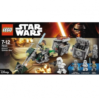 LEGO Star Wars 75141 - Kanans Speederbike