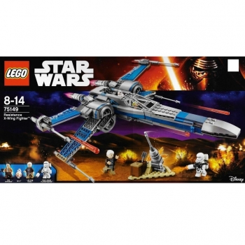 LEGO Star Wars 75149 - Resistance X-Wing Fighter