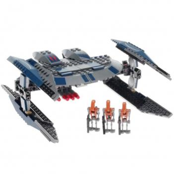 Lego Star Wars  8016 - Hyena Droid Bomber