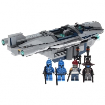 Lego Star Wars  8128 - Cad Bane's Speeder