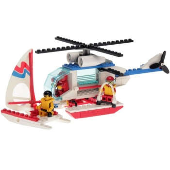 Lego System 6342 - Beach Rescue Chopper
