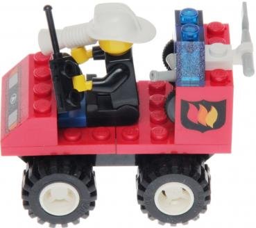 Lego System 6407 - Fire Chief