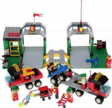 Lego System 6434 - Roadside Repair