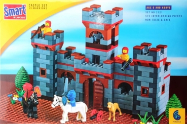 Peacock Smart Blocks 2121 - Castle Set