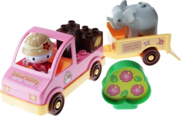 Unico Plus 8657 - Hello Kitty Mini Safari