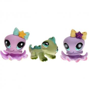 Littlest Pet Shop -  Custom Figuren Set 003