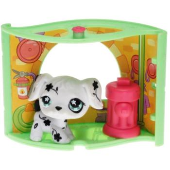 Littlest Pet Shop - Pet Nook - 0469 Dalmatien