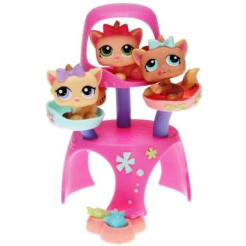 Littlest Pet Shop - Petriplets 93635 - Kitten 1335, 1336, 1337