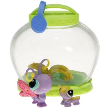 Littlest Pet Shop - Portable Pets - 0093 Butterfly