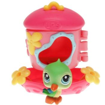 Littlest Pet Shop - Portable Pets - 0208 Humming Bird