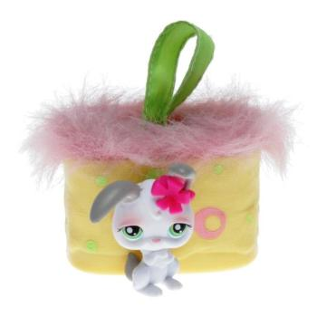 Littlest Pet Shop - Portable Pets - 0211 Rabbit