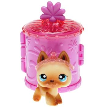 Littlest Pet Shop - Portable Pets - 0212 German Shephard