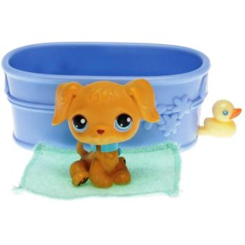 Littlest Pet Shop - Portable Pets - 0021 Retriever