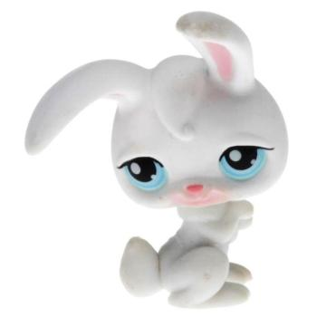 Littlest Pet Shop - Singles - 0049 or 0099 Rabbit