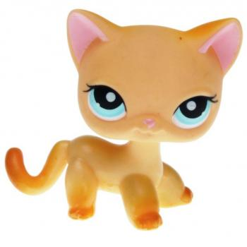 Littlest Pet Shop - Singles - 0339 Cat Shorthair