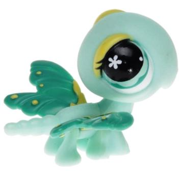Littlest Pet Shop - Singles - 0614 Dragonfly