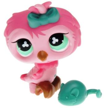 Littlest Pet Shop - Singles - 0781 Owl