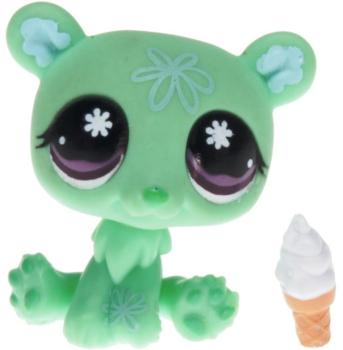 Littlest Pet Shop - Singles - 0794 Polar Bear