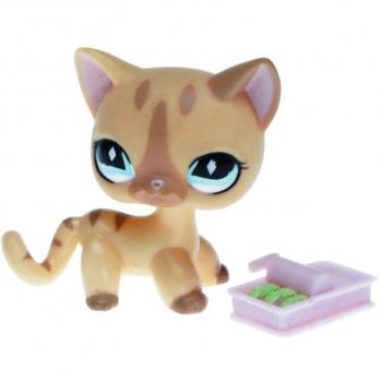 Littlest Pet Shop - Singles - 0886 Cat