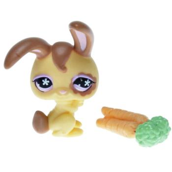 Littlest Pet Shop - Singles - 0887 Rabbit