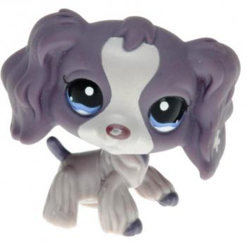 Littlest Pet Shop - Singles - 1209 Spaniel