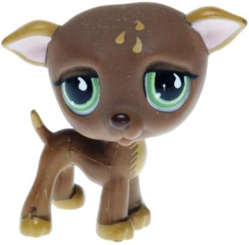 Littlest Pet Shop - Singles - 1216 Greyhound